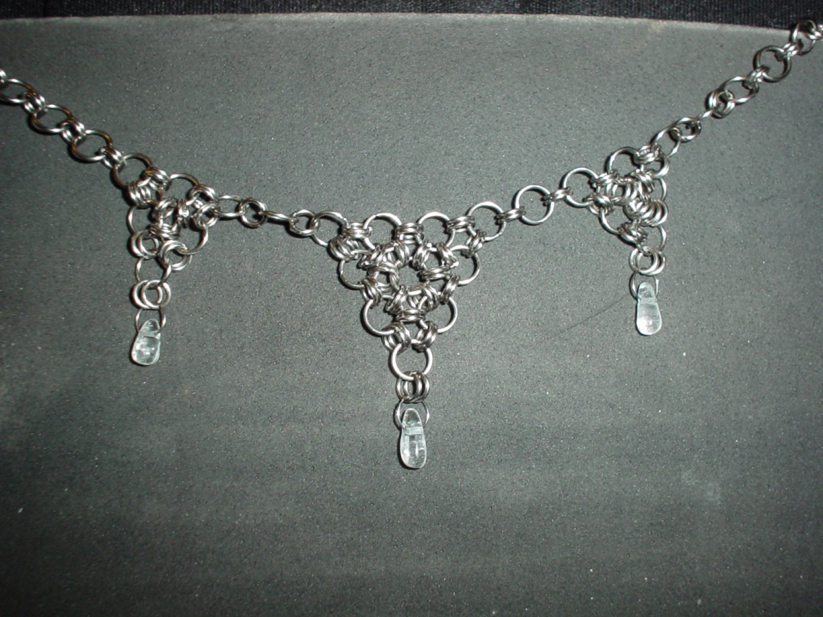2-1 Necklace Front